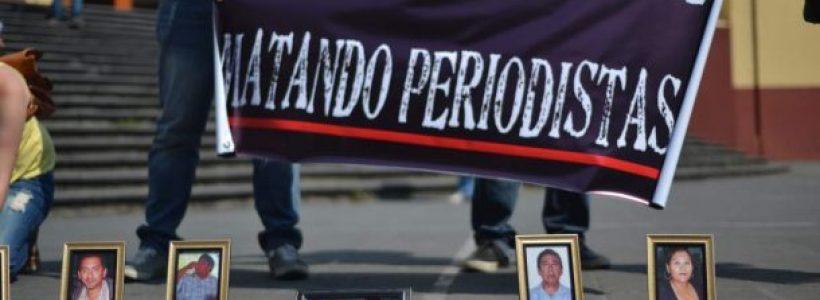MÉXICO, PELIGROSO PARA PERIODISTAS
