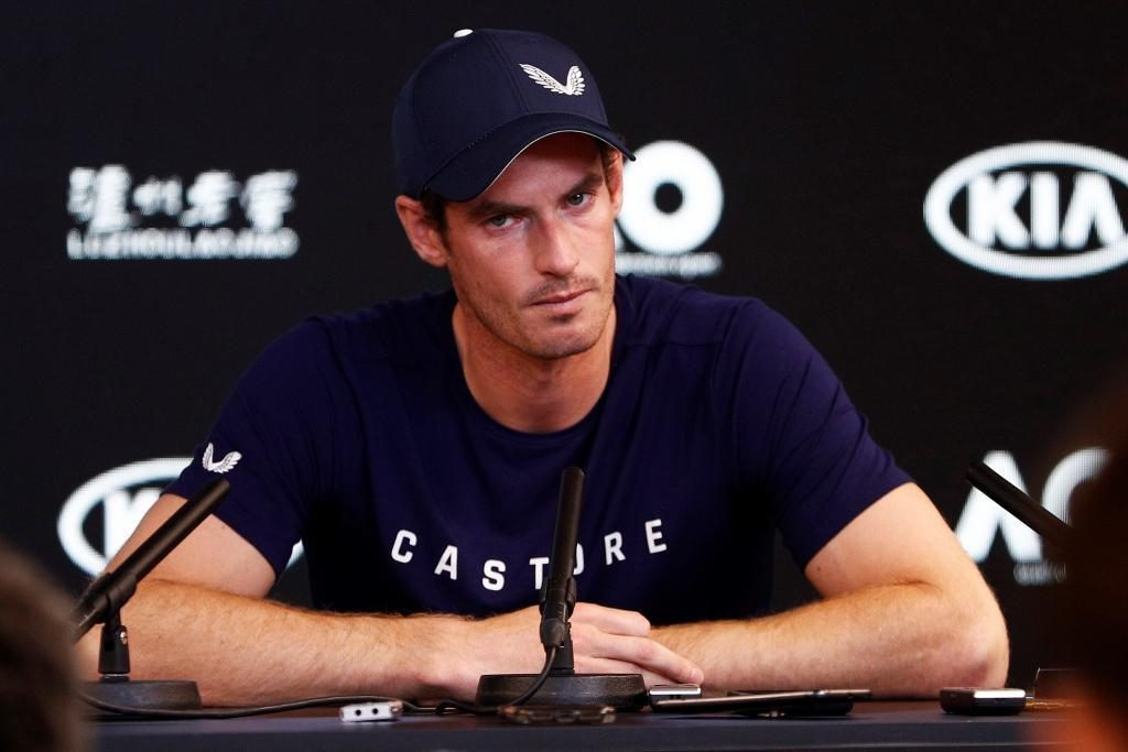 Andy Murray tenis