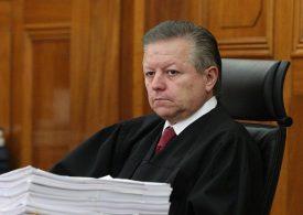 ¡NUEVO PRESIDENTE DE LA SUPREMA CORTE DE JUSTICIA!