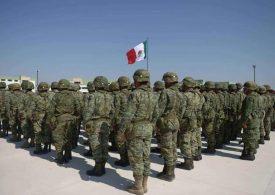Guardia Nacional de AMLO, con paso firme