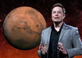 Elon Musk calcula el precio de los viajes a Marte