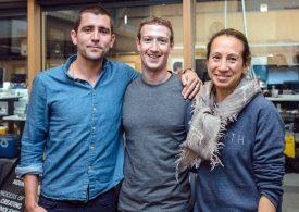 Renuncian importantes ejecutivos de Facebook