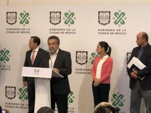 Sectores Hidrométricos Ciudad de México agua Sacmex