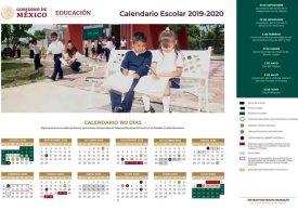 Calendario escolar único de la SEP