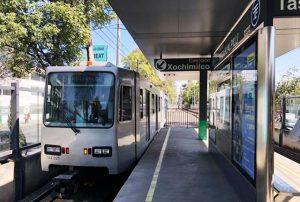 Tren Ligero Gobierno de la Ciudad de México Servicio de Transportes Eléctricos