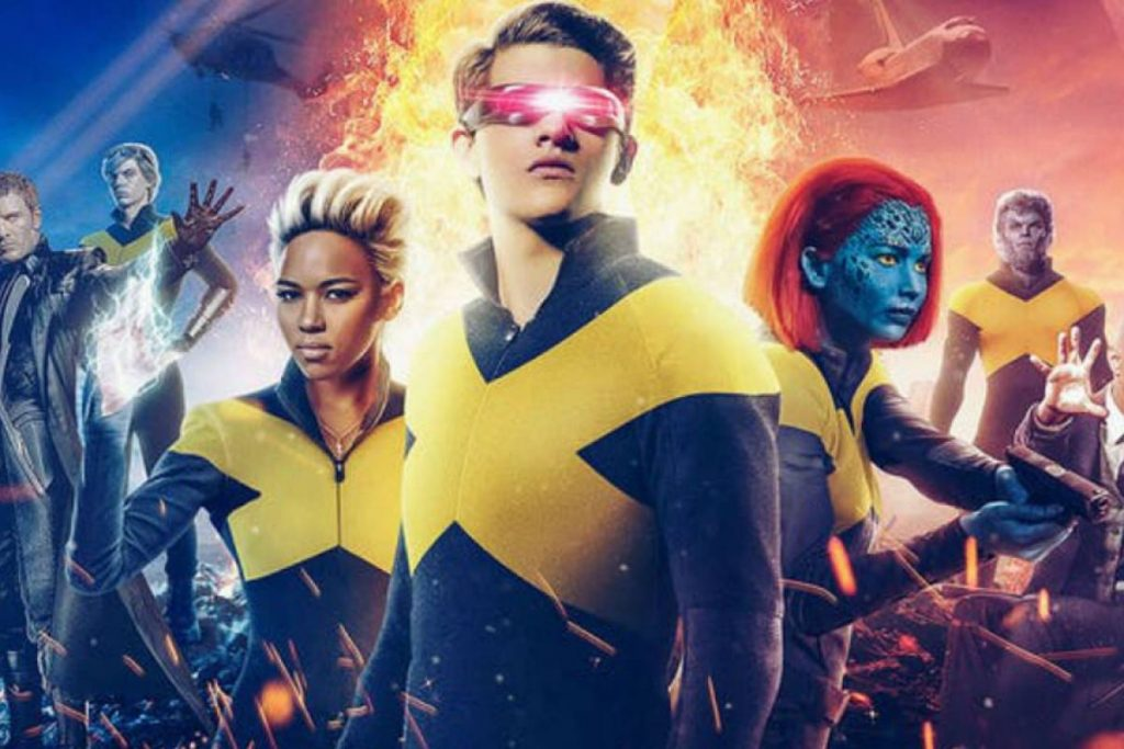 X-men cambio su final