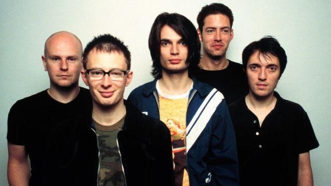 Radiohead OkComputer
