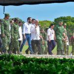 Arranca en El Salvador estrategia de AMLO para atender migración