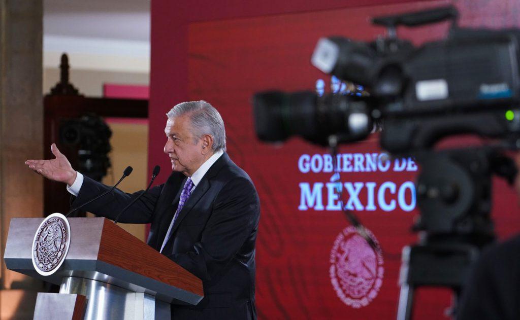 AMLO Pemex producción petrolera