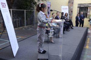 Uniforme Neutro escuelas nivel básico Ciudad de México