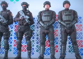 Nuevos grupos de seguridad en la Ciudad de México