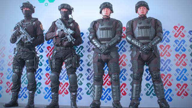 seguridad Ciudad de México