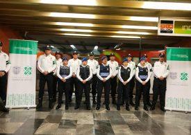 Nueva imagen de la Policía del Transporte de la CDMX