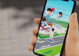 Los Supercampeones tendrán videojuego similar a Pokémon Go