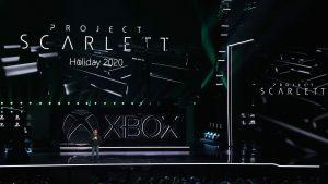Xbox Scarlett Project