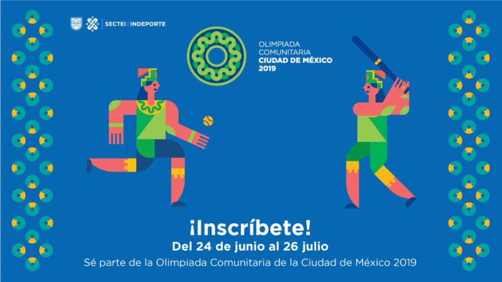 Olimpiada Comunitaria Ciudad de México