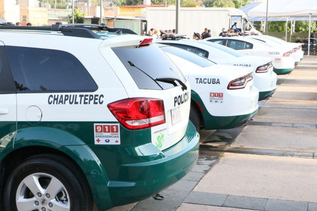 Gobierno de la Ciudad de México ciudadanos policías