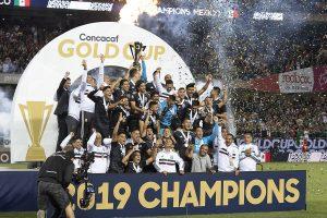 México Brasil Copa Oro Copa América gigante