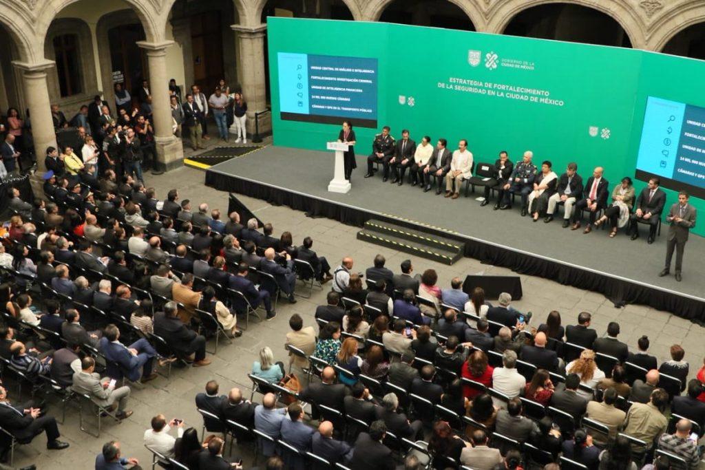 seguridad Ciudad de México Gobierno de la Ciudad de México
