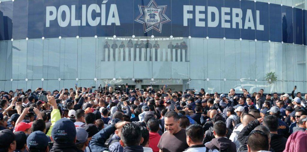 AMLO Guardia Nacional Policía Federal