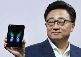 Galaxy Fold, el error de Samsung