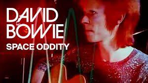 Space Oddity de David Bowie