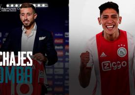 Héctor Herrera y Edson Álvarez, fichajes destacados en Europa