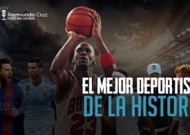 Elegir al mejor deportista de la historia, misión imposible