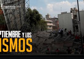 Los sismos en México el 19 de septiembre, ¿fecha trágica o coincidencia?