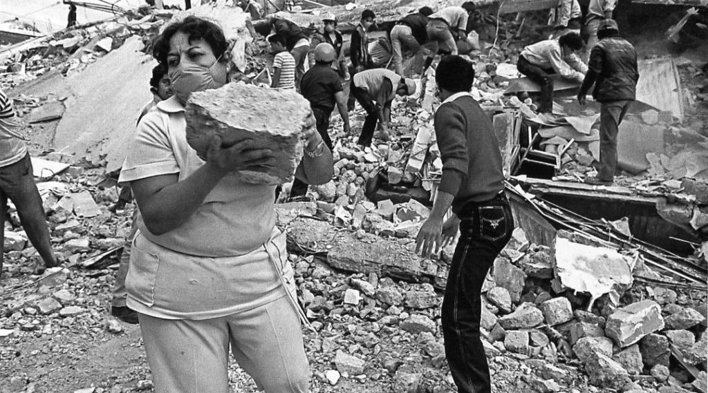 sismos México 19 de septiembre
