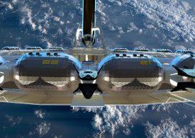El primer hotel espacial abrirá sus compuertas en 2025