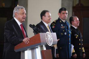 Andrés Manuel López Obrador AMLO Culiacán Sinaloa