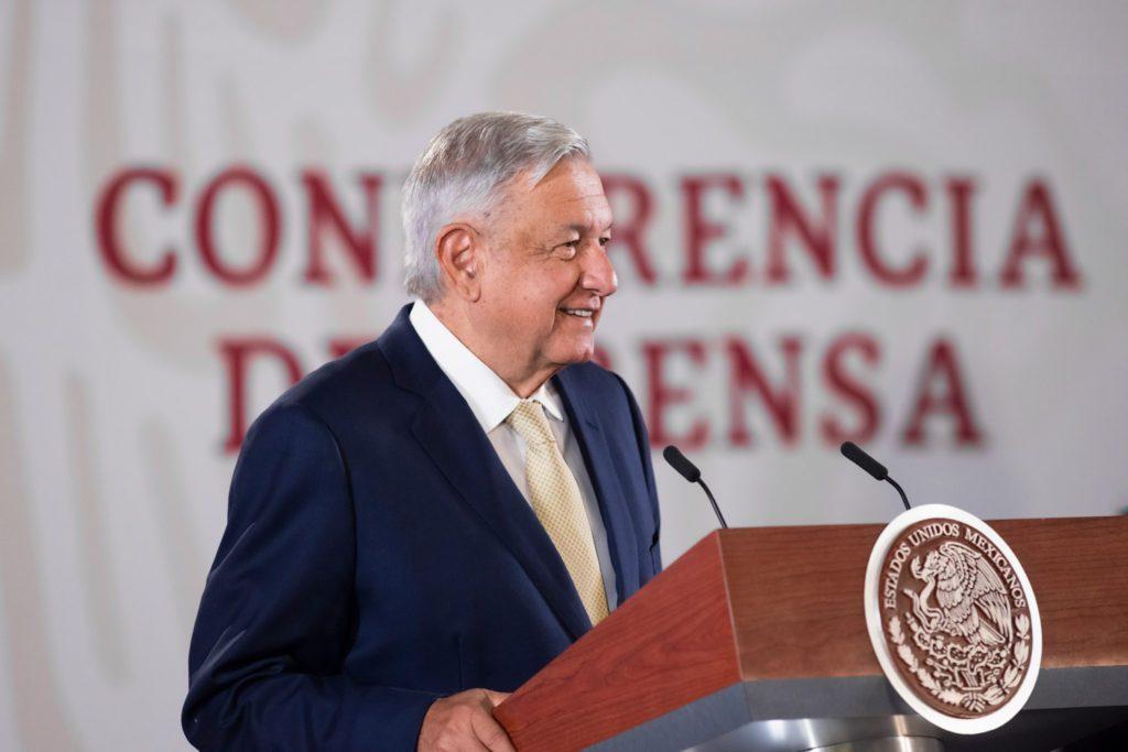 seguridad Andrés Manuel López Obrador AMLO