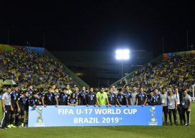 México perdió frente a Brasil