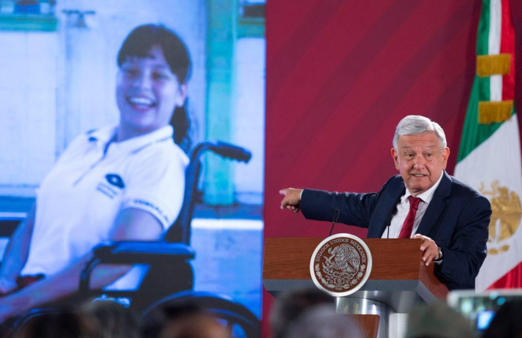 Andrés Manuel López Obrador Gobierno de México pensiones