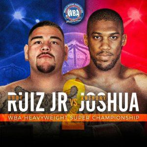 Andy Ruiz Anthony Joshua revancha boxeo