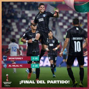 Rayados Monterrey Mundial de Clubes
