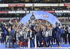 Monterrey, con apuros, campeón; América, no pudo