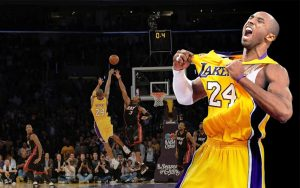 Kobe Bryant Gianna Bryant Lakers NBA
