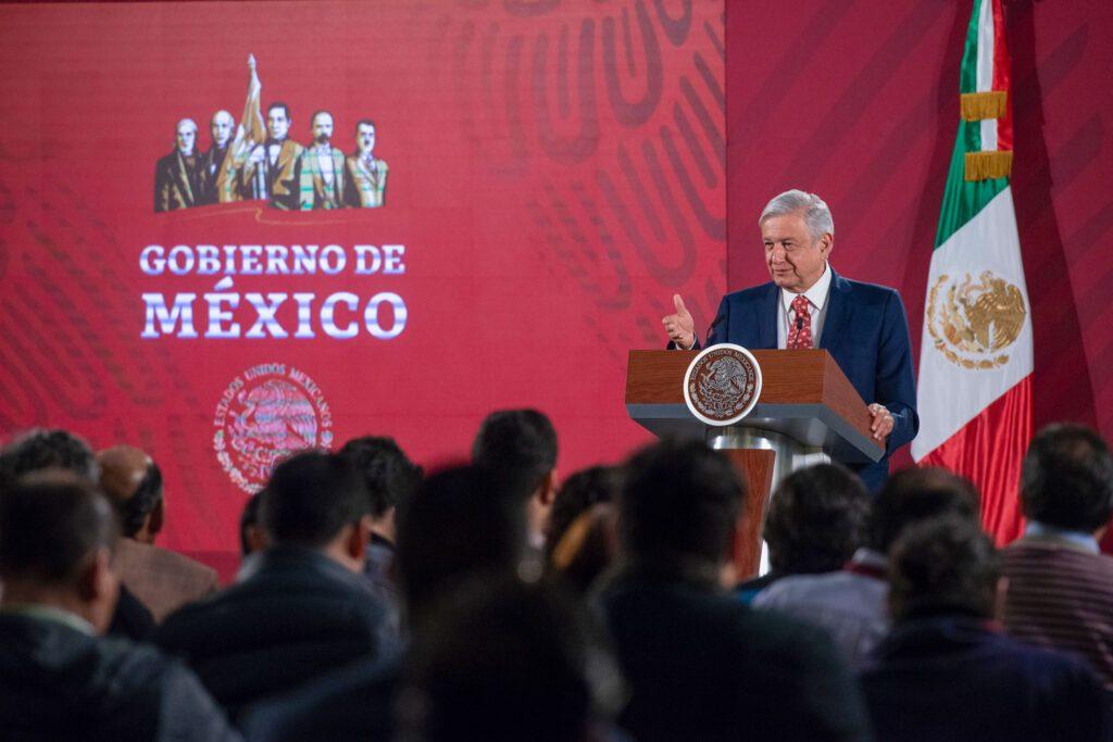 Andrés Manuel López Obrador Guardia Nacional
