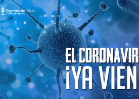 México ante la inminente llegada del coronavirus