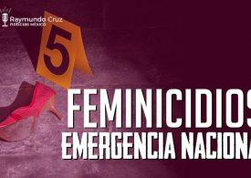 FEMINICIDIOS, HORROR DE MÉXICO