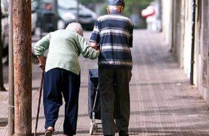 Adultos mayores frente a la pandemia