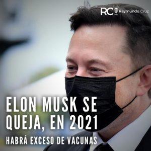 Elon Musk Vacunas