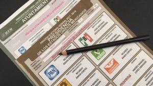 Inicia distribución de boletas electorales en Edomex