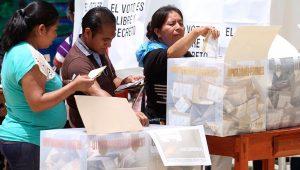 Diputados plantean reforma electoral